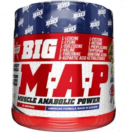 BIG M.A.P. MUSCLE ANABOLIC POWER 250 COMP