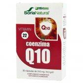 SORIA NATURAL VIT & MIN 22 COENZIMA Q10 30 COMP