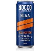 NOCCO BCAA 330ML CAFEINA 180MG MELOCOTON