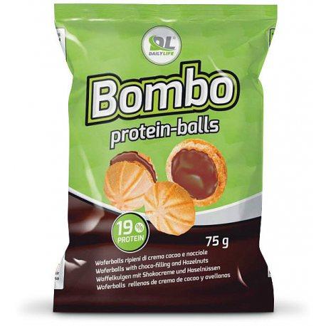 DAILY LIFE BOMBO PROTEIN BALLS 75G