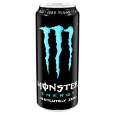 MONSTER ENERGY ABSOLUTE ZERO 500ML