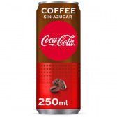 COCA COLA PLUS COFFEE ZERO 250ML