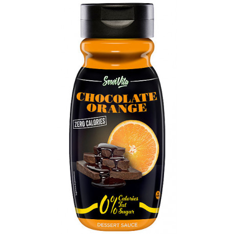 SERVIVITA CHOCOLATE NARANJA