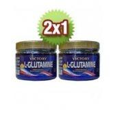 VICTORY L-GLUTAMINE 2X1 300+300Grs