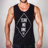 CAMISETA FEAR NO ONE