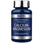 SCITEC ESSENTIALS CALCIUM MAGNESIUM 100 TABS
