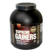 GOLDNUTRITION SUPREME GAINERS 3KG.