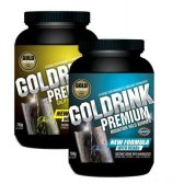 GOLDNUTRITION GOLD DRINK PREMIUM 750G.