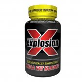 GOLDNUTRITION EXTREME CUT EXPLOSION 120 CAPS.