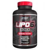 NUTREX LIPO-6 BLACK INTERNATIONAL 120 CAPS.