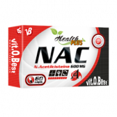 VIT.O.BEST NAC 600MG 60 CAPS.