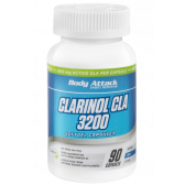 BODY ATTACK CLARINOL CLA 3200 90 CAPS.