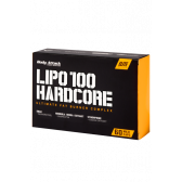BODY ATTACK LIPO 100 HARDCORE 60 CAPS