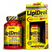 AMIX PRO SERIES LIPIDROL FAT BURNER 120 CAPS