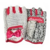 WANTED GIRL GUANTES WHITE