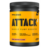 BODY ATTACK PRE WORKOUT ATTACK 2.0 600 G