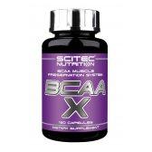 SCITEC NUTRITION BCAA-X 330CAPS
