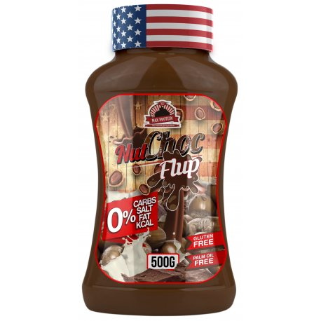 MAX PROTEIN FLUP MAX - NUT CHOC