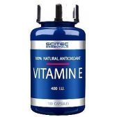 SCITEC NUTRITION VITAMINA E 100CAPS