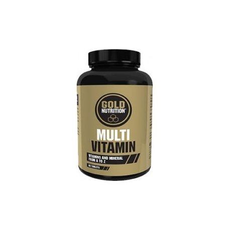 GOLD NUTRITION MULTIVITAMIN 60 TABS.