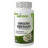 NUTRIONE SIBERIAN GINSENG 500MG 90 TABS