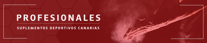 Profesionales Suplementos Deportivos Canarias